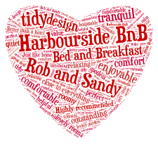 Harbourside B&B Most Loved Reviews